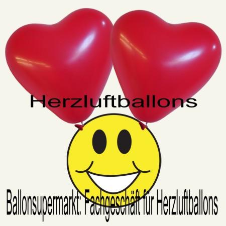 Ballonsupermarkt: Das Fachgeschäft für Herzluftballons